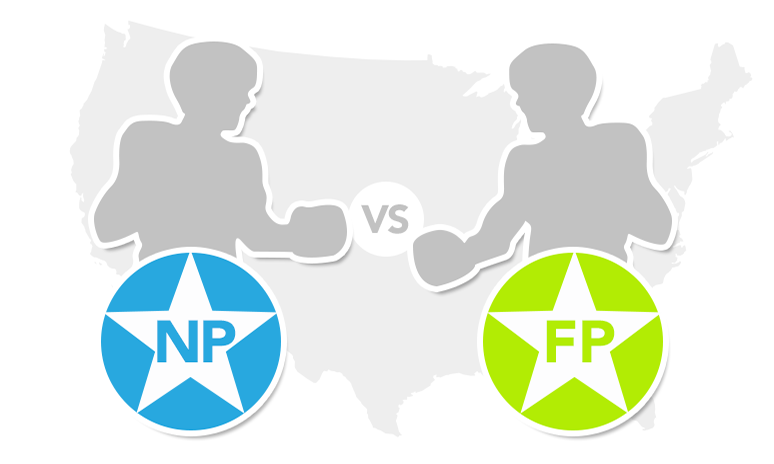 Non Profit vs For Profit companies